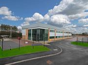 Redwood House is a new facility for Renishaw subsidiary company, Measurement Devices Ltd