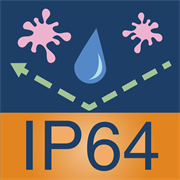 IP64 pictogram
