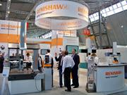 Renishaw stand at Control 2009