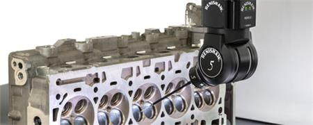 REVO-2 measuring engine block
